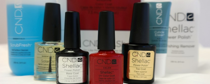 All you need to know about CND Shellac