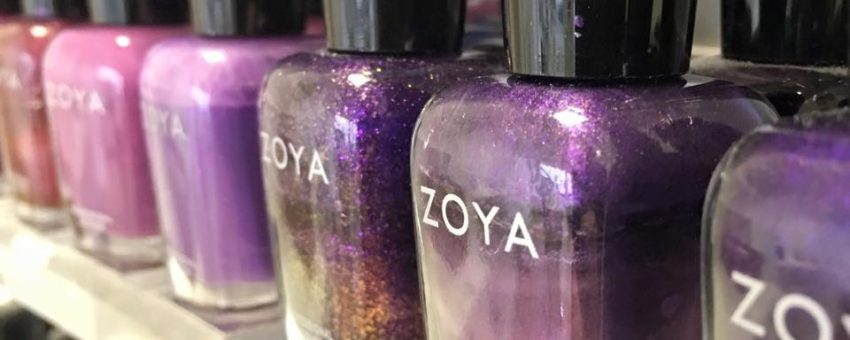 Zoya Nail Polish. 5 things you might not have known.